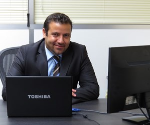 Walid Yamout – Group Internal Audit Manager